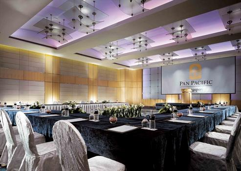 Pan Pacific Singapore function rooms