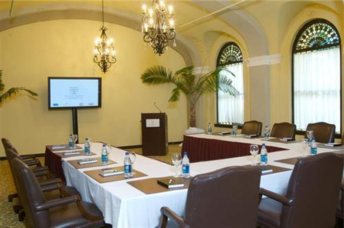 Hotel El Convento meeting rooms