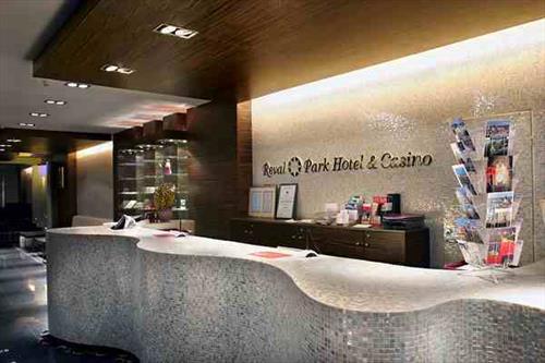 Reval Park Hotel & Casino meeting rooms