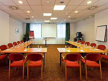 Mercure Budapest Duna meeting rooms