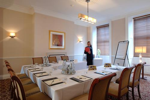 White Swan Hotel meeting rooms