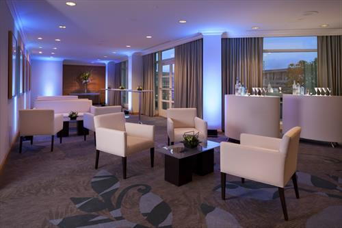 The Fairmont Waterfront meeting rooms