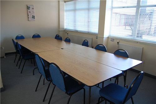 Team Talk Training Leeds meeting rooms