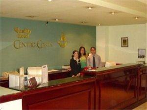 Hotel Centro Colon meeting rooms
