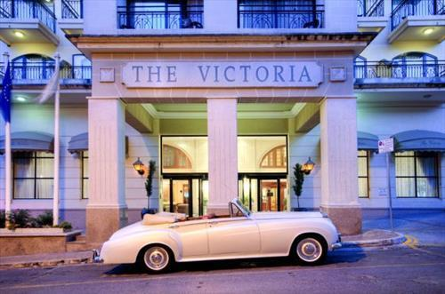 The Victoria Hotel meeting rooms