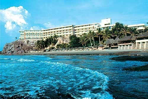 Faro Mazatlan Beach Resort meeting rooms