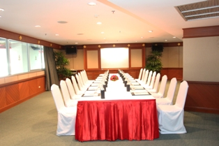Royal Cliff Grand Hotel meeting rooms
