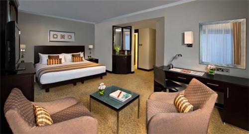 Traders Hotel, Dubai meeting rooms