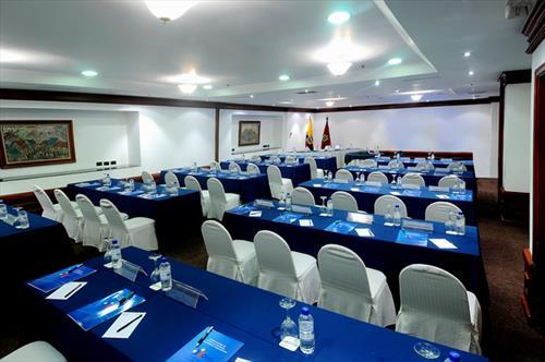 Radisson Royal Quito Hotel meeting rooms
