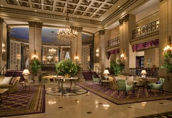 Meeting Rooms at The Roosevelt Hotel NYC, The Roosevelt Hotel, East 45th Street, New York, NY, United States