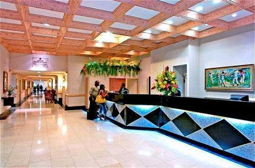 The Jamaica Pegasus Hotel meeting rooms