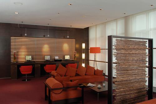NH Frankfurt Airport meeting rooms