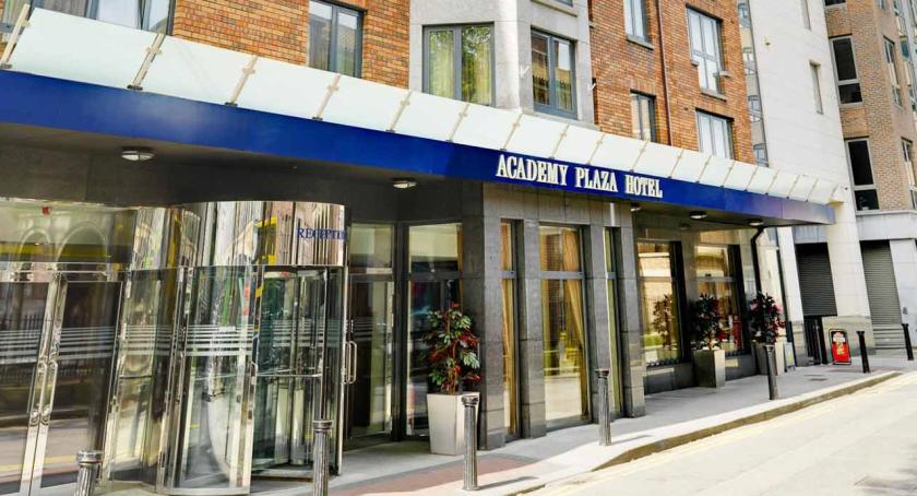 Academy Plaza Hotel