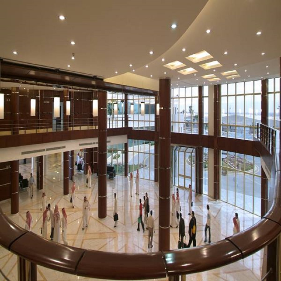 Al Yamamah University meeting rooms