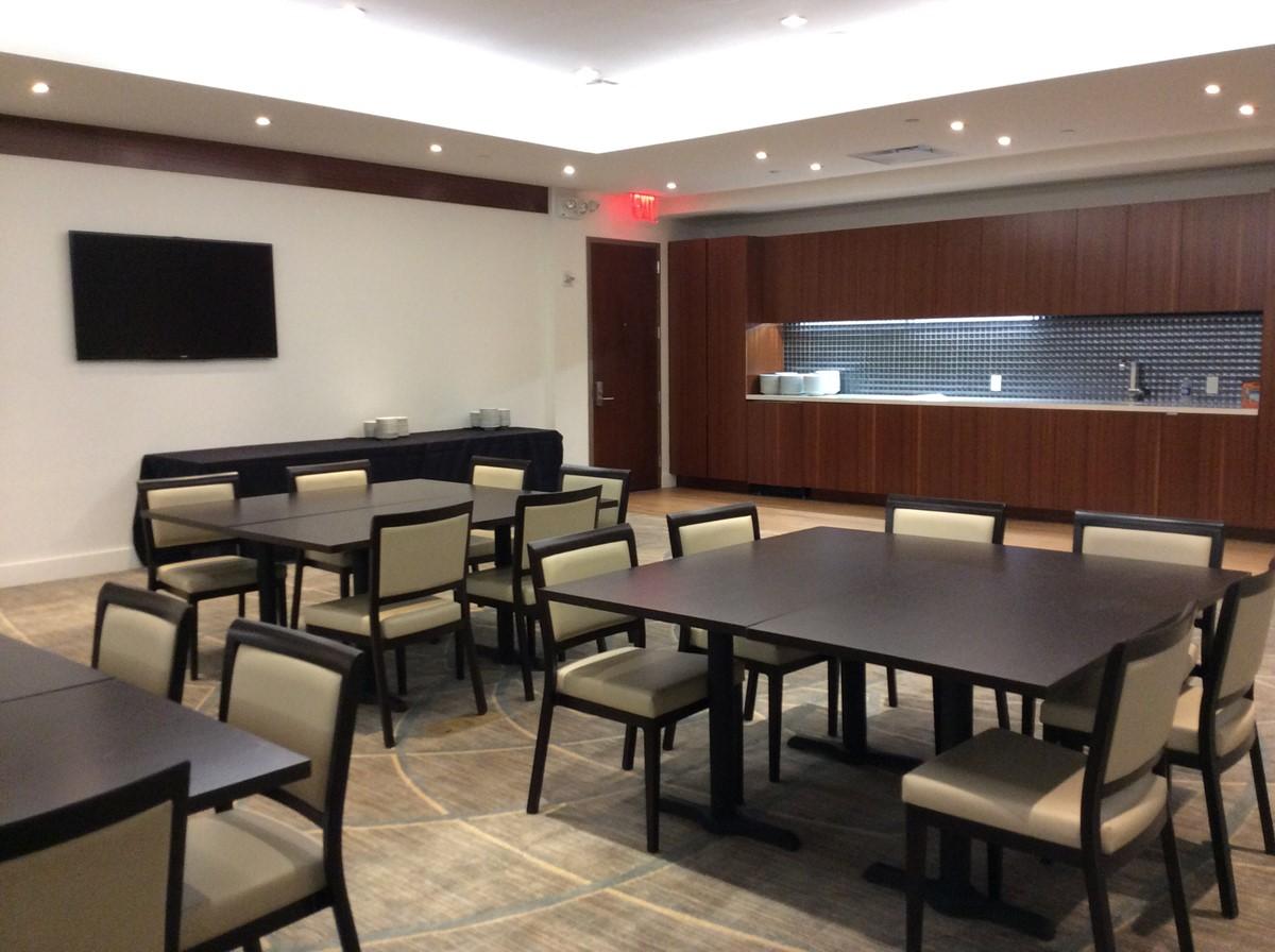 Meeting Rooms at Andaz Wall Street, Andaz Wall Street, Wall Street, New York, NY, United States