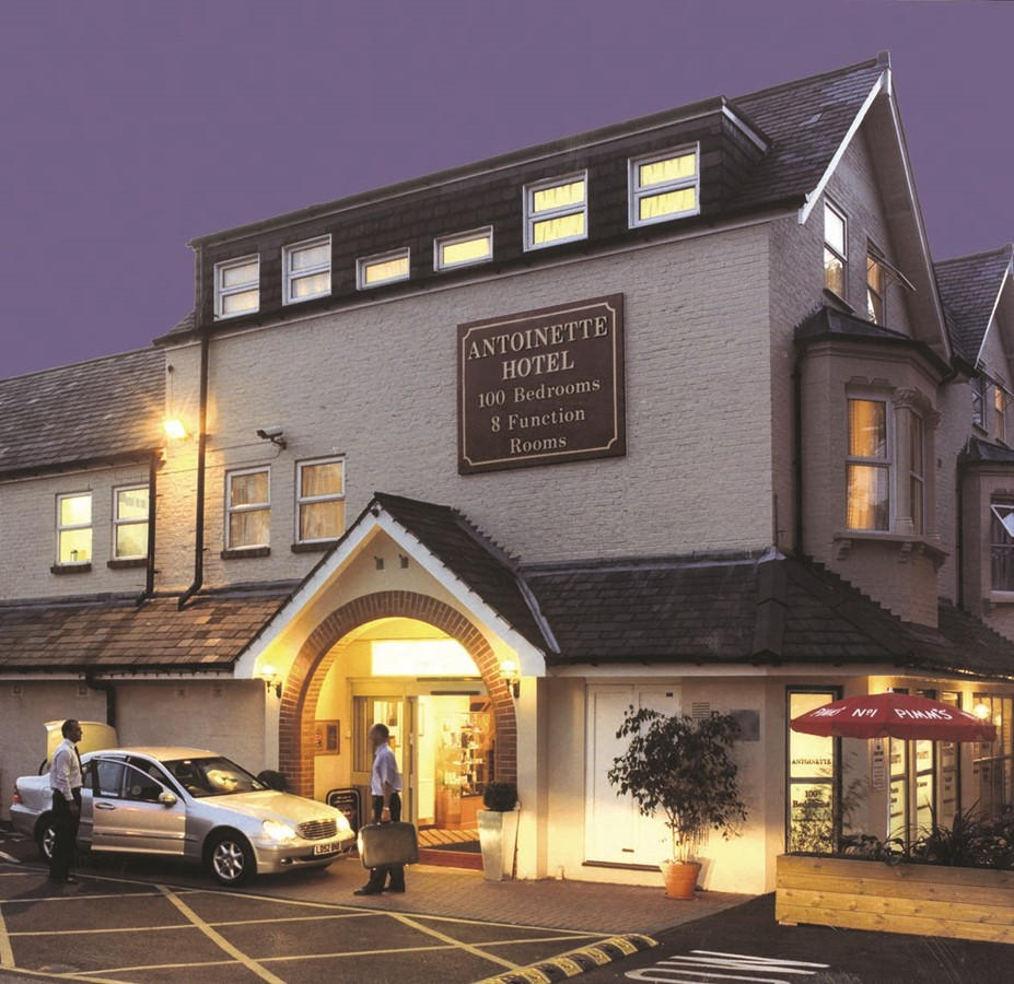 Antoinette Hotel Kingston meeting rooms