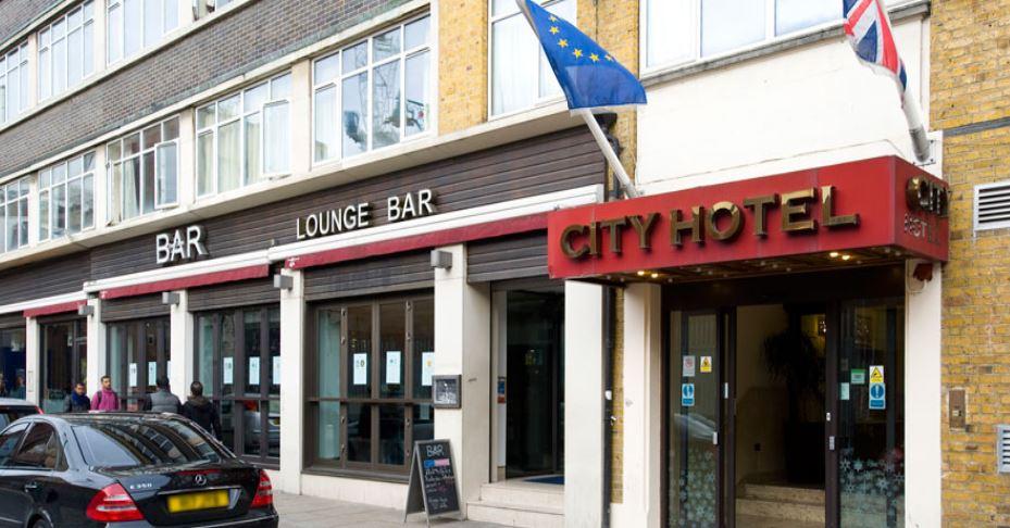 City Hotel London Osborn Street