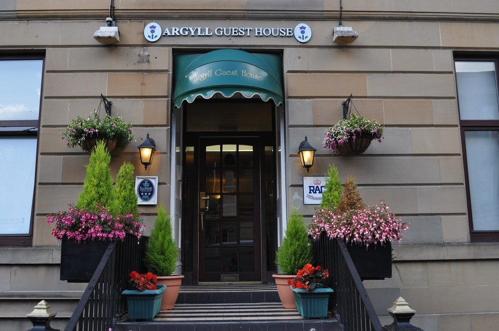 Argyll Hotel meeting rooms