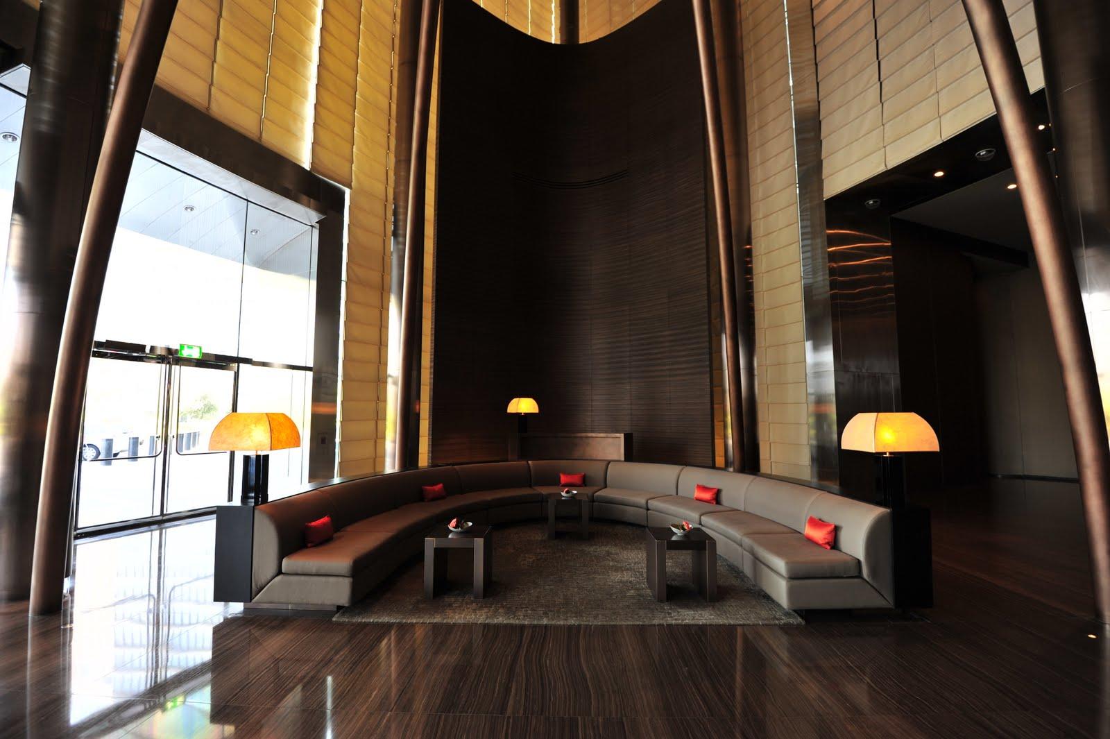 Meeting rooms at armani hotel dubai burj khalifa burj for Design hotel dubai