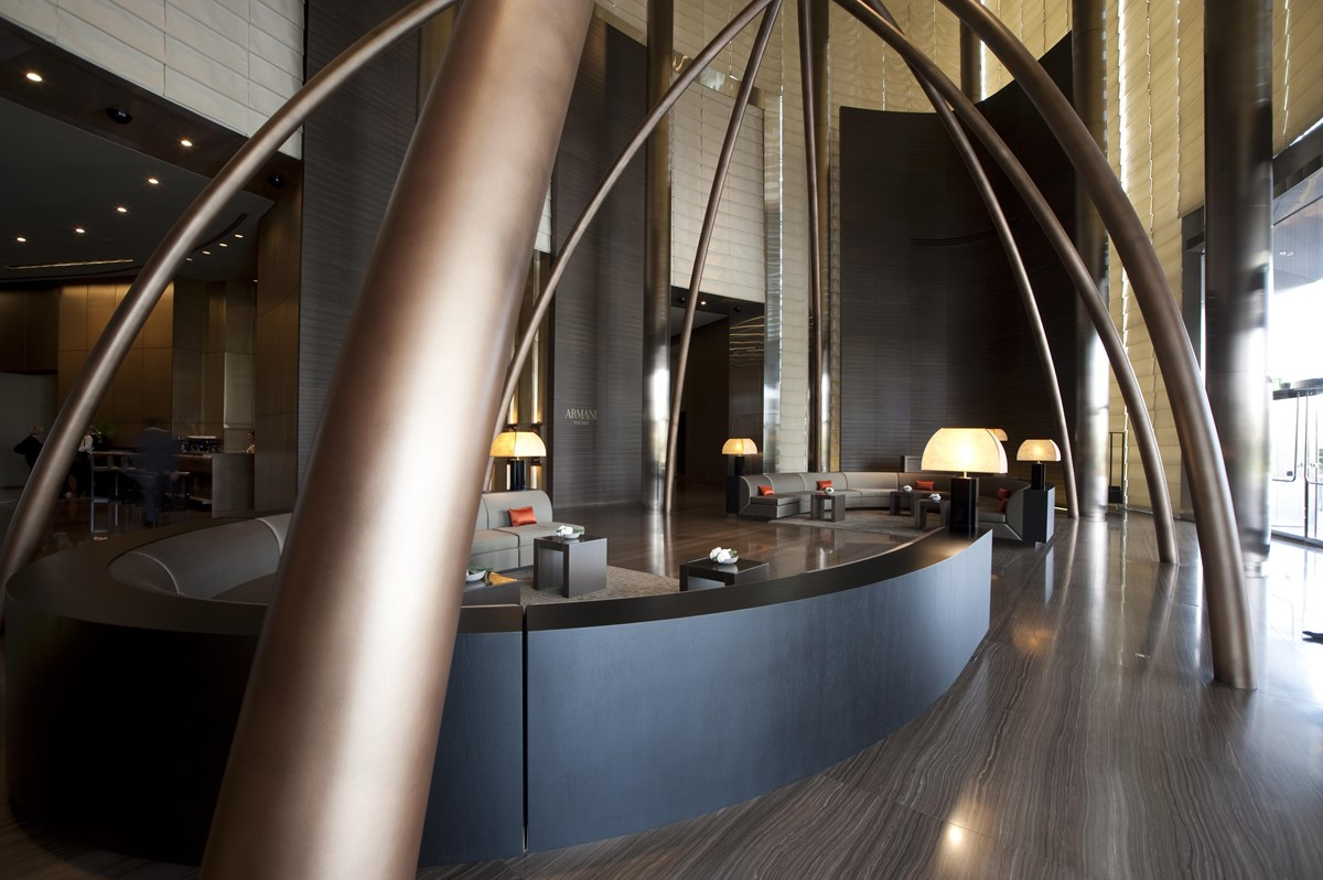 Meeting Rooms At Armani Hotel Dubai Burj Khalifa Burj