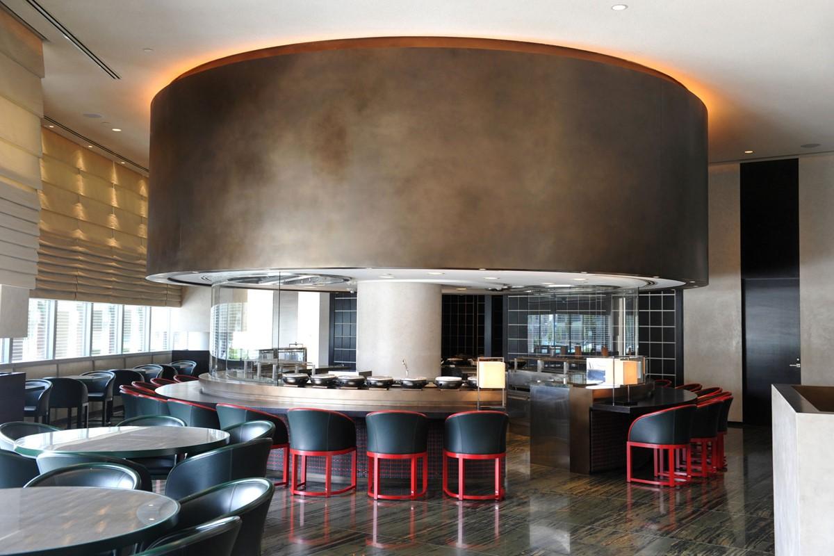 Armani Hotel Meeting Rooms