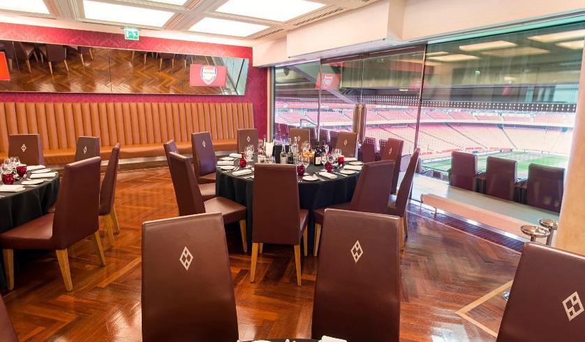 Meeting Rooms at Arsenal Football Club, Arsenal Football ... Hornsey