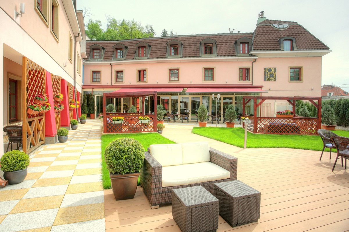 Art Hotel Hoffmeister and Spa meeting rooms
