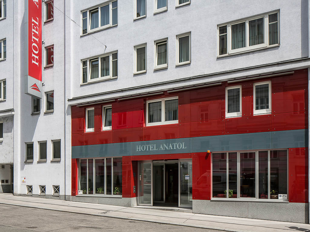 Austria Trend Hotel Anatol meeting rooms