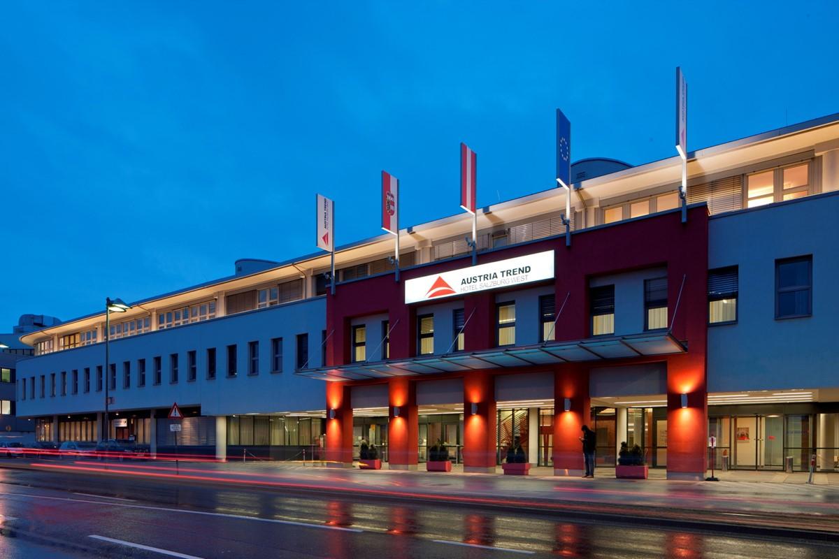 Austria Trend Hotel Salzburg West meeting rooms