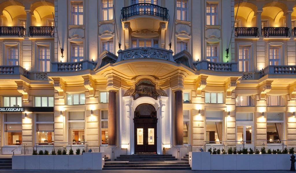 Austria Trend Parkhotel Schoenbrunn meeting rooms