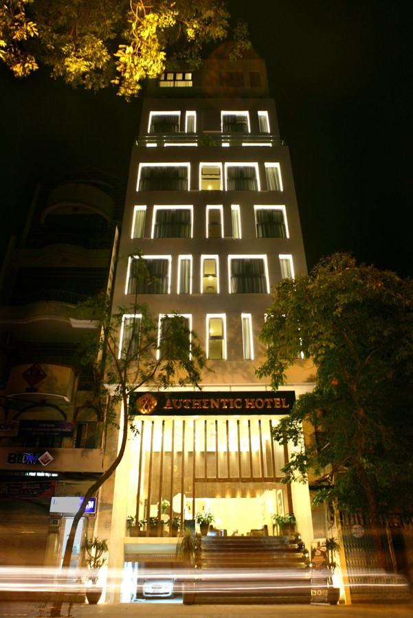 Authentic Hanoi Hotel meeting rooms