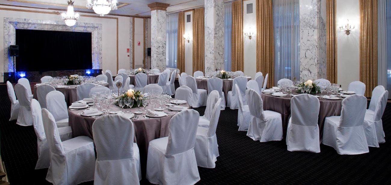 Avenida Palace meeting rooms