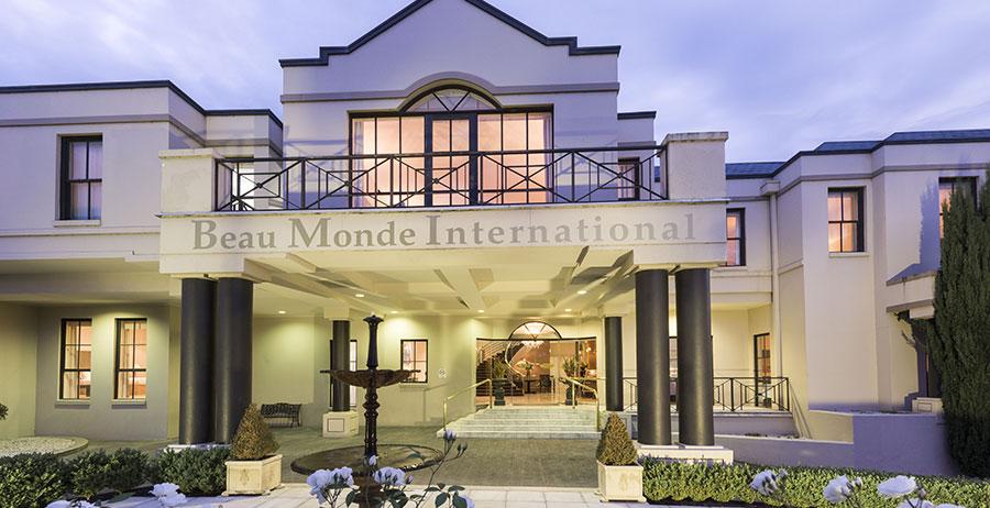 Beau Monde International meeting rooms