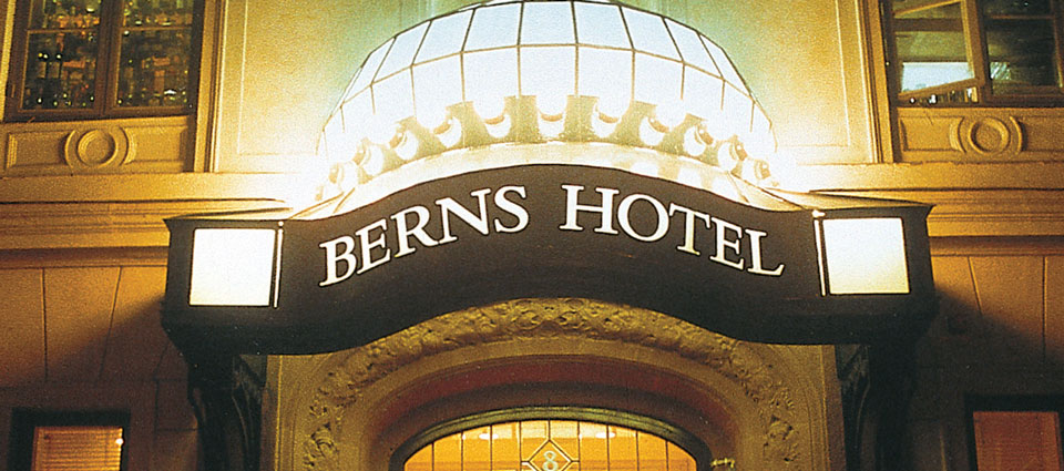 Berns Hotel meeting rooms