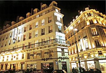 Meeting Rooms at Best Western Aramis St Germain, 124 Rue de Rennes ...