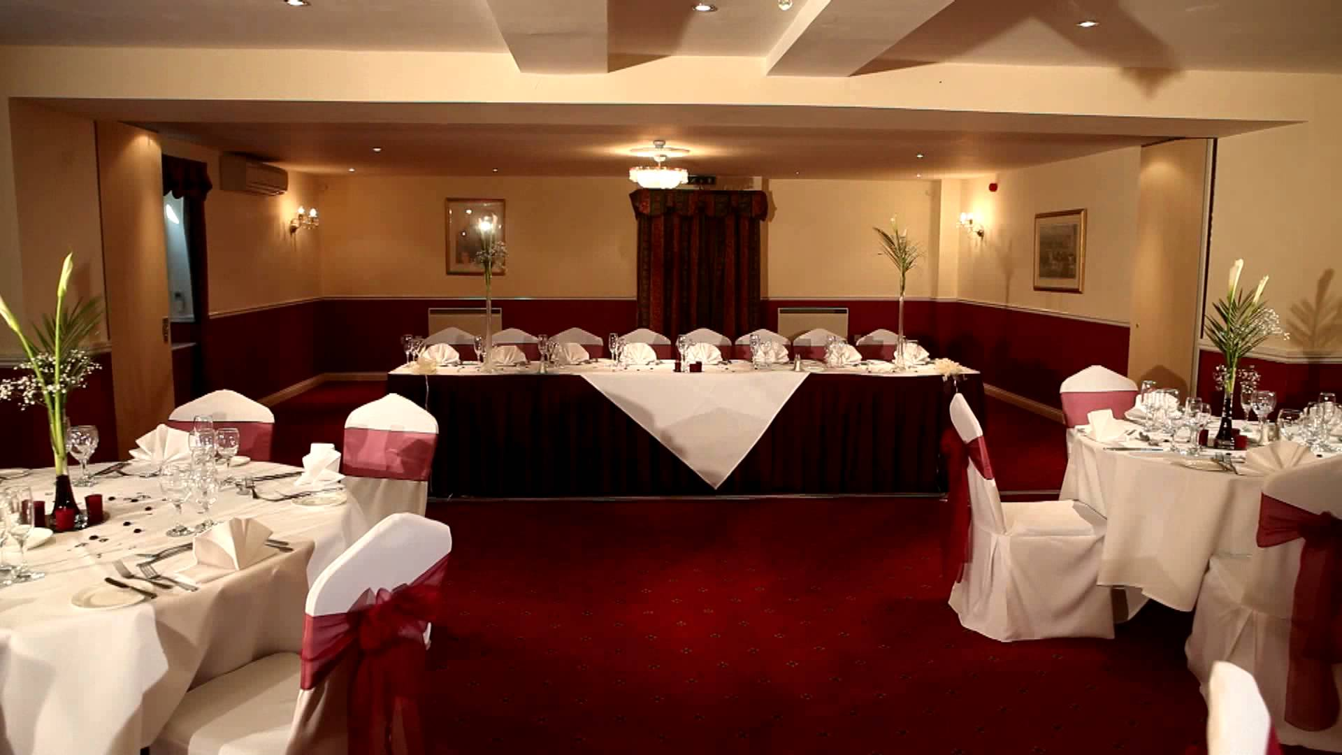 meeting rooms at best western claydon country house hotel, 16-18