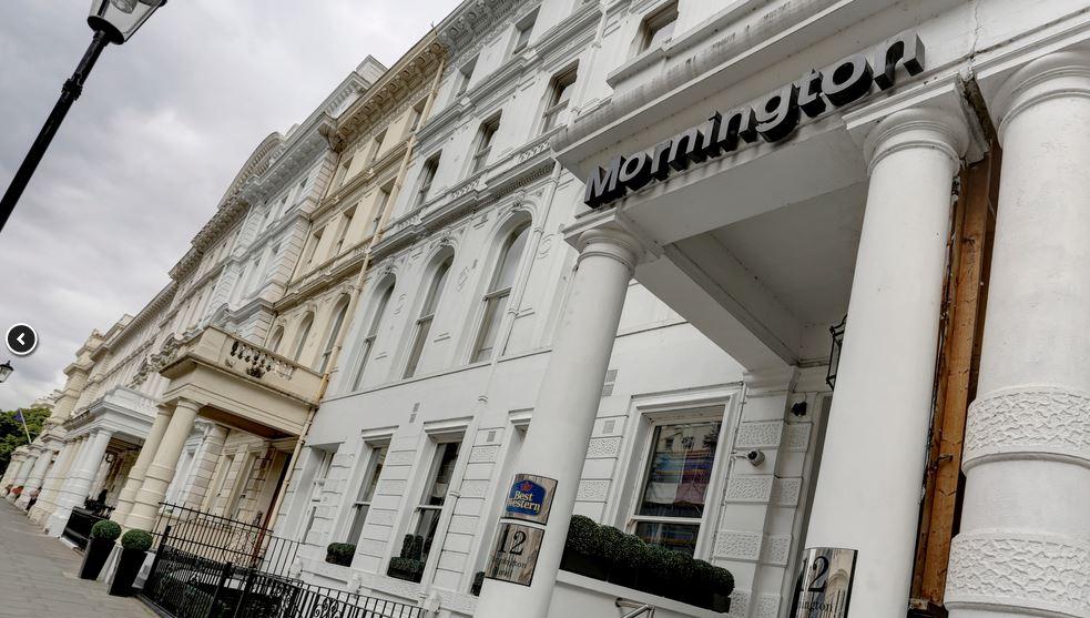 Best Western Mornington Hyde Park meeting rooms