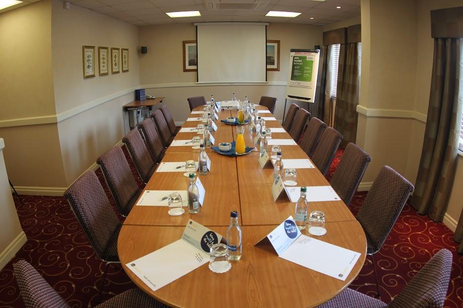 Best Western PLUS Milford Hotel meeting rooms