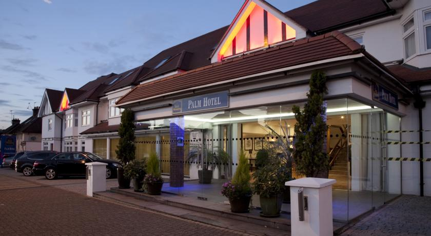 Meeting Rooms At Best Western Palm Hotel Hendon Way London United Kingdom Meetingsbooker