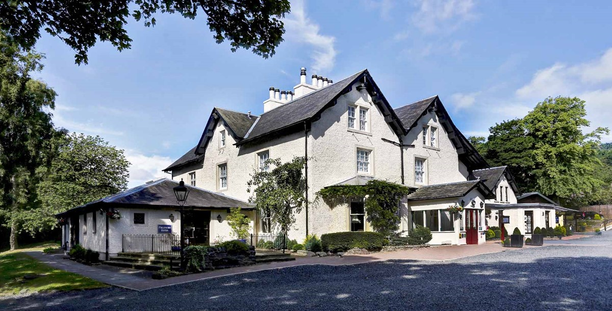 Best Western Philipburn Country House Hotel Selkirk