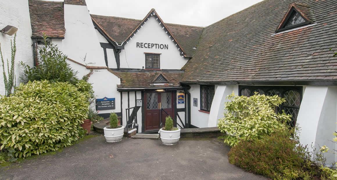 Stevenage United Kingdom  city photos gallery : ... Inn Stevenage , BEST WESTERN Roebuck Inn, Stevenage, United Kingdom