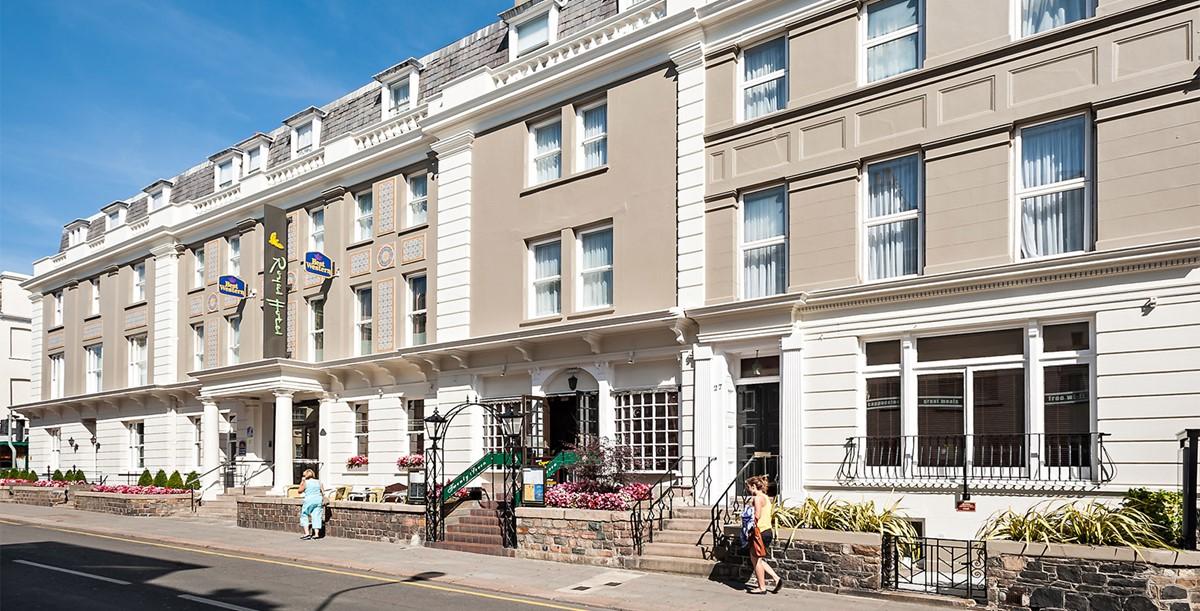Best Western Royal Hotel meeting rooms