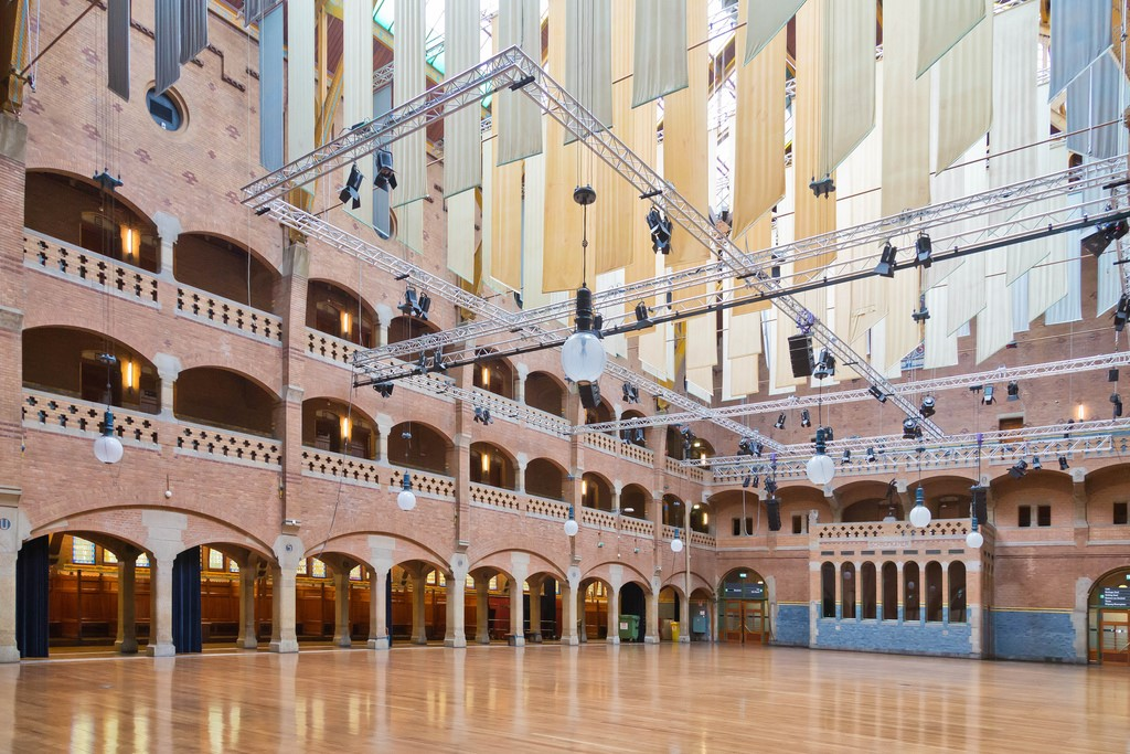 Beurs van Berlage Conference Centre conference venues