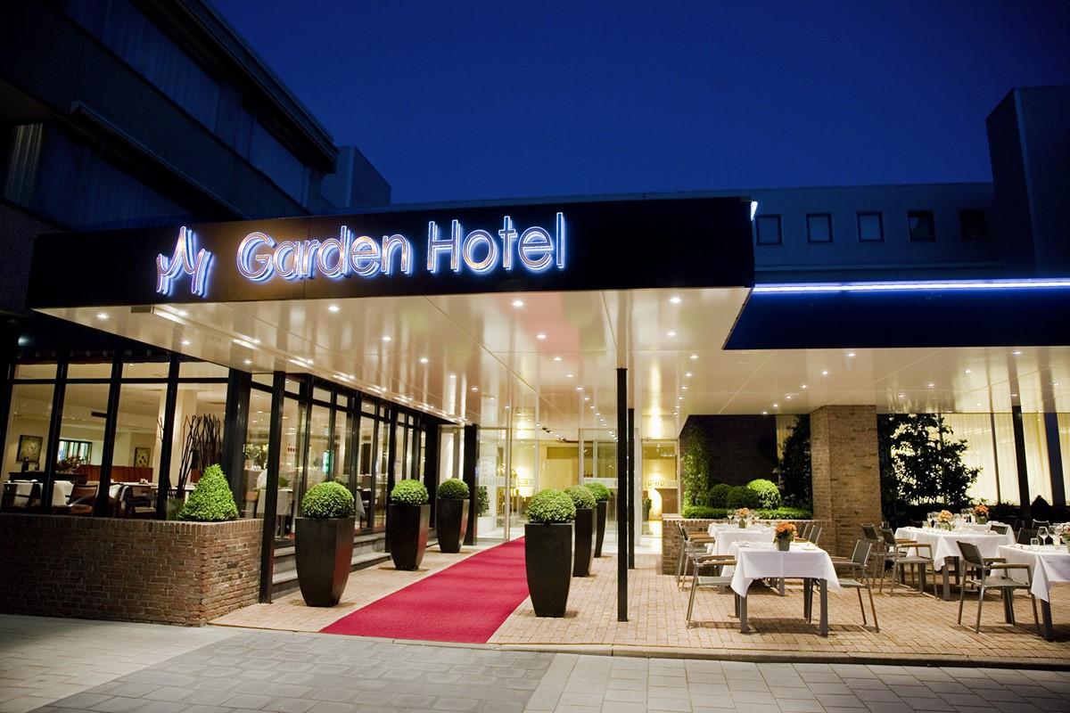 Bilderberg Garden Hotel meeting rooms