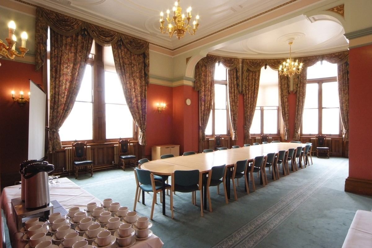 For Just 200 You Can Book The Chamberlain Room At Birmingham Council House In