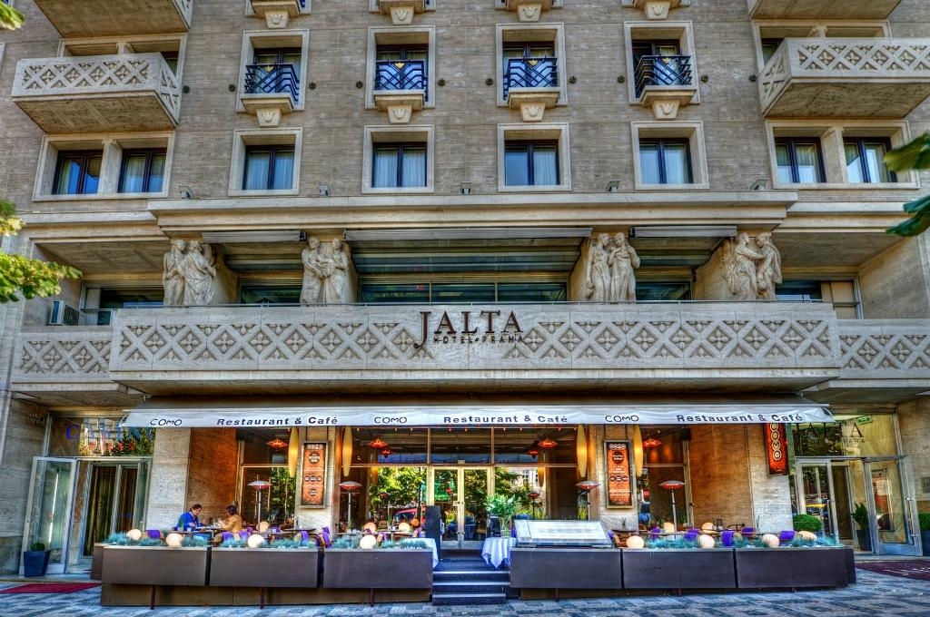 Jalta Boutique Hotel meeting rooms
