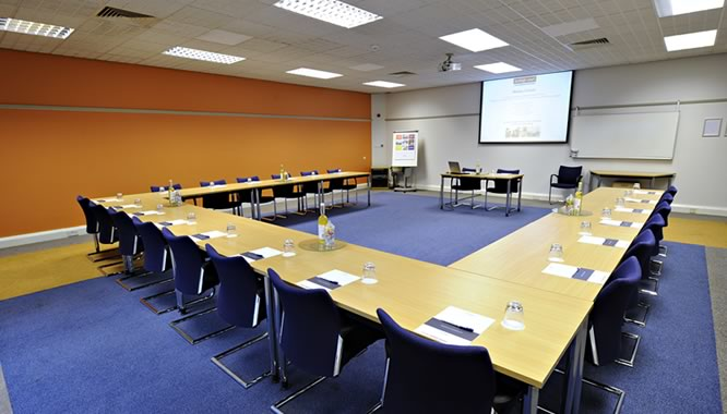 Meeting Rooms at Burleigh Court Conference Centre and Hotel, Off ...