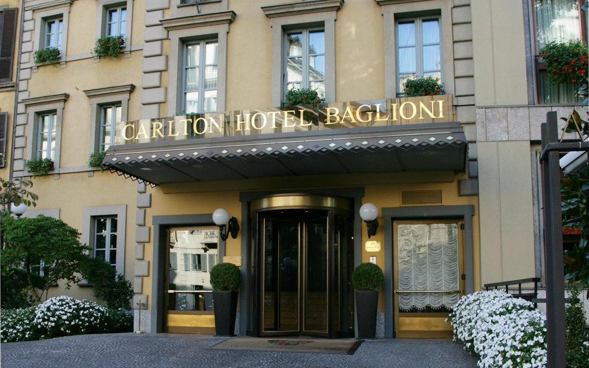 Meeting Rooms at Carlton Hotel Baglioni, Via Senato, 5, Milan, Metropolitan City of Milan, Italy