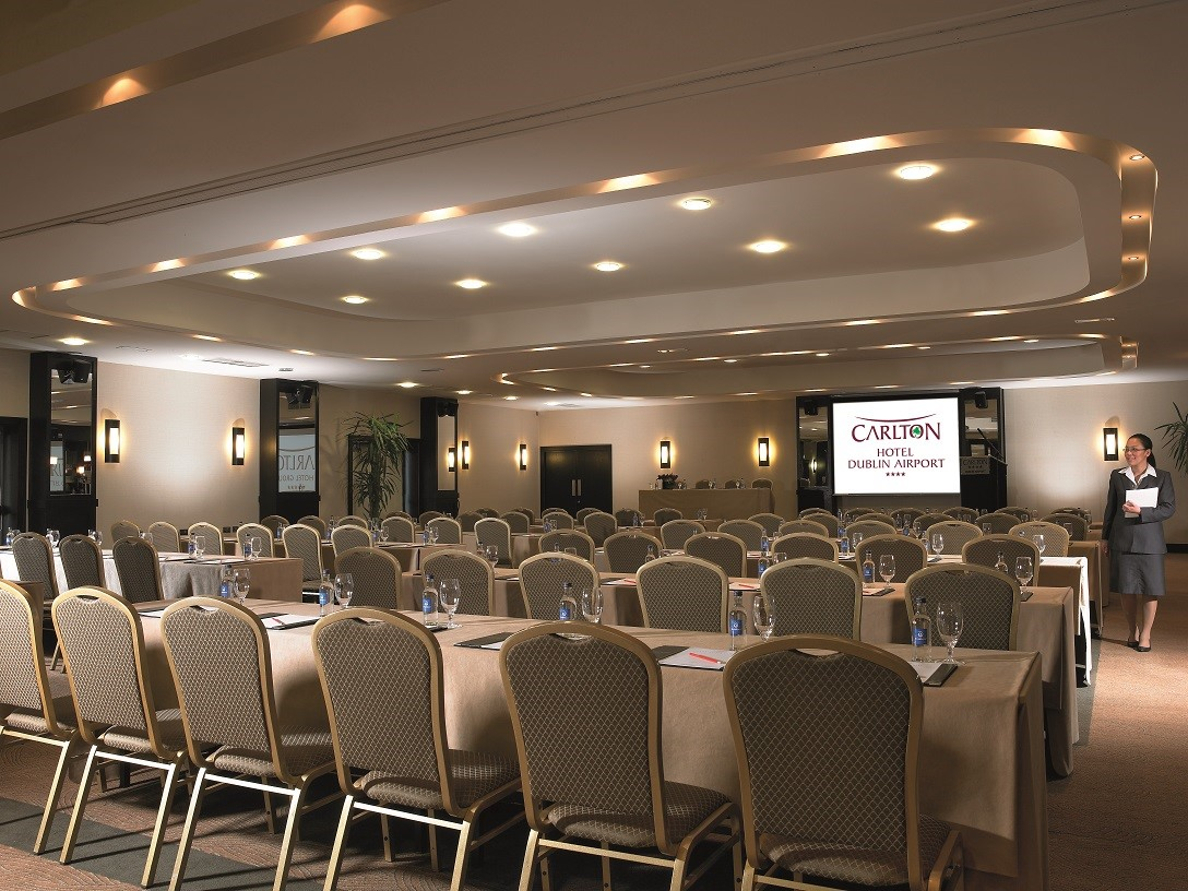 Rooms: Meeting Rooms At Carlton Hotel Dublin Airport, Old Airport