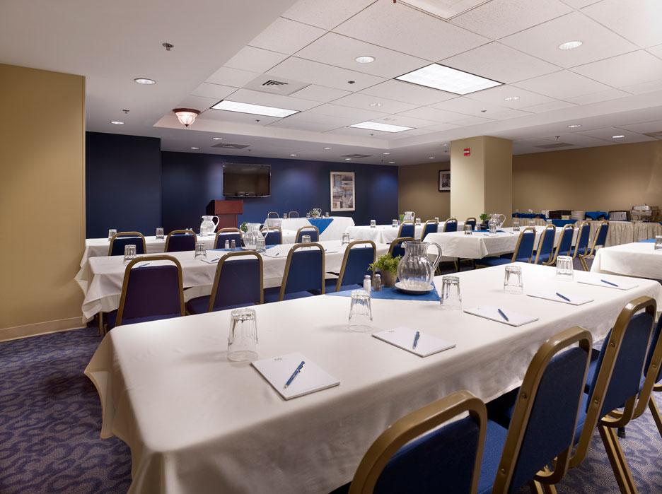 Central Loop Hotel meeting rooms